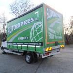 nákladní automobil anakod