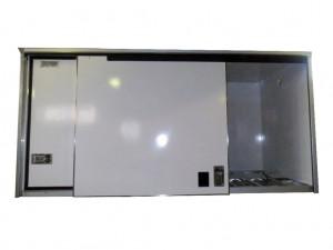 izotermická nástavba izo40